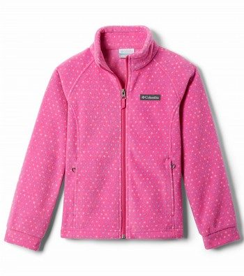 Benton Springs II Printed Fleece