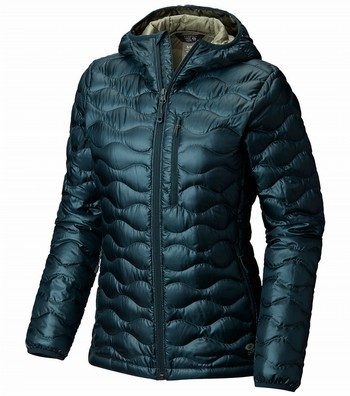 Nitrous Hooded Down Jacket