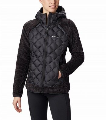 Techy Hybrid Fleece Jacket