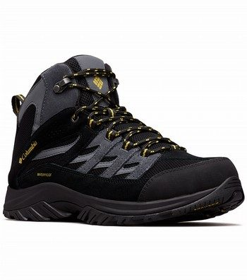 Crestwood Mid Waterproof Hiking Boots