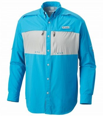 PFG Cast Away Zero II L/S Shirt