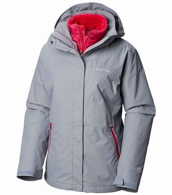 Bugaboo II 3-In-1 Insulated Interchange Jacket