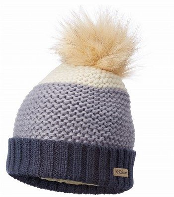 Holly Peak Pom Pom Beanie