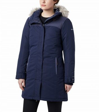 Lindores Insulated Long Jacket