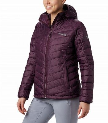Snow Country Hooded Down Jacket