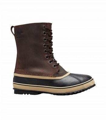 1964 Leather Winter Boots
