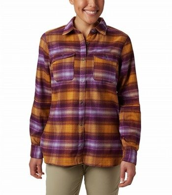 Bryce Canyon Stretch L/S Flannel