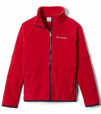 Basin Trail Full Zip Fleece Jacket