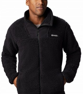 Winter Pass Fleece Full Zip Jacket