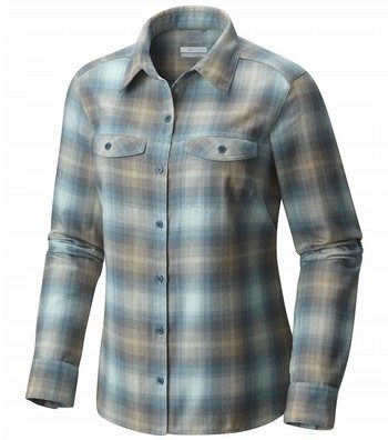 Silver Ridge L/S Flannel Shirt
