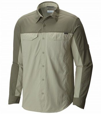 Silver Ridge Blocked L/S Shirt