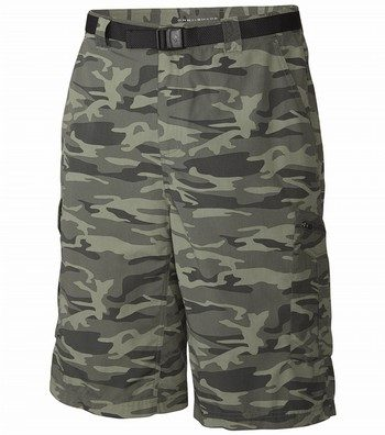 Silver Ridge Printed Cargo Shorts