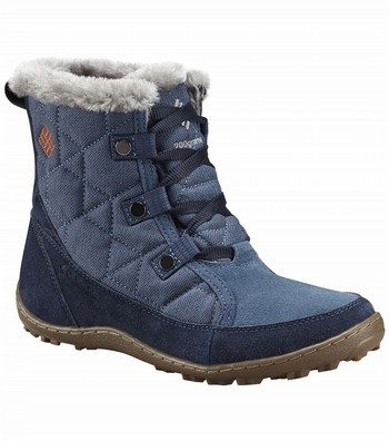 Minx Shorty Alta Omni-Heat Insulated Boot