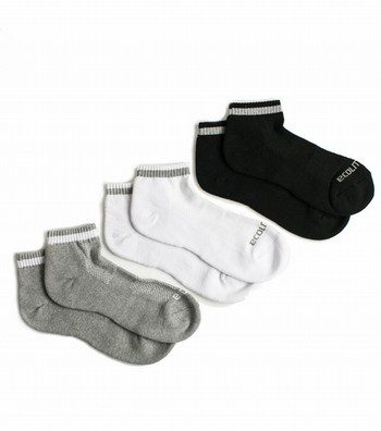 Active Cotton Socks 3 Pack