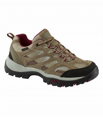 Trekker Low Waterproof Hiking Shoes
