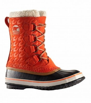 1964 PAC Graphic Winter Boots