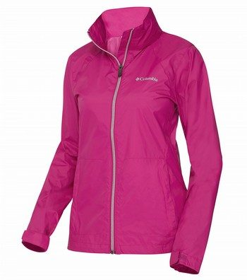 302518c1 Columbia Switchback II Jacket - Womens Deep Blush
