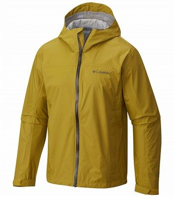 Evapouration Rain Jacket