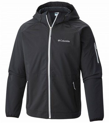 Torque Softshell Hooded Jacket