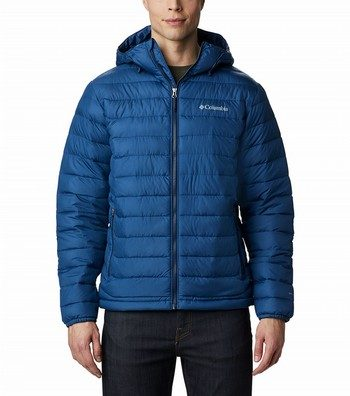 Powder Lite Hooded Insulated Jacket