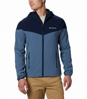 Heather Canyon Softshell Jacket