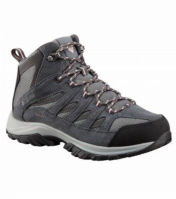 Crestwood Waterproof Mid Hiking Boots