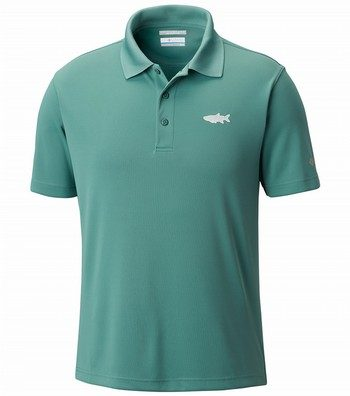 PFG Fish Series S/S Polo