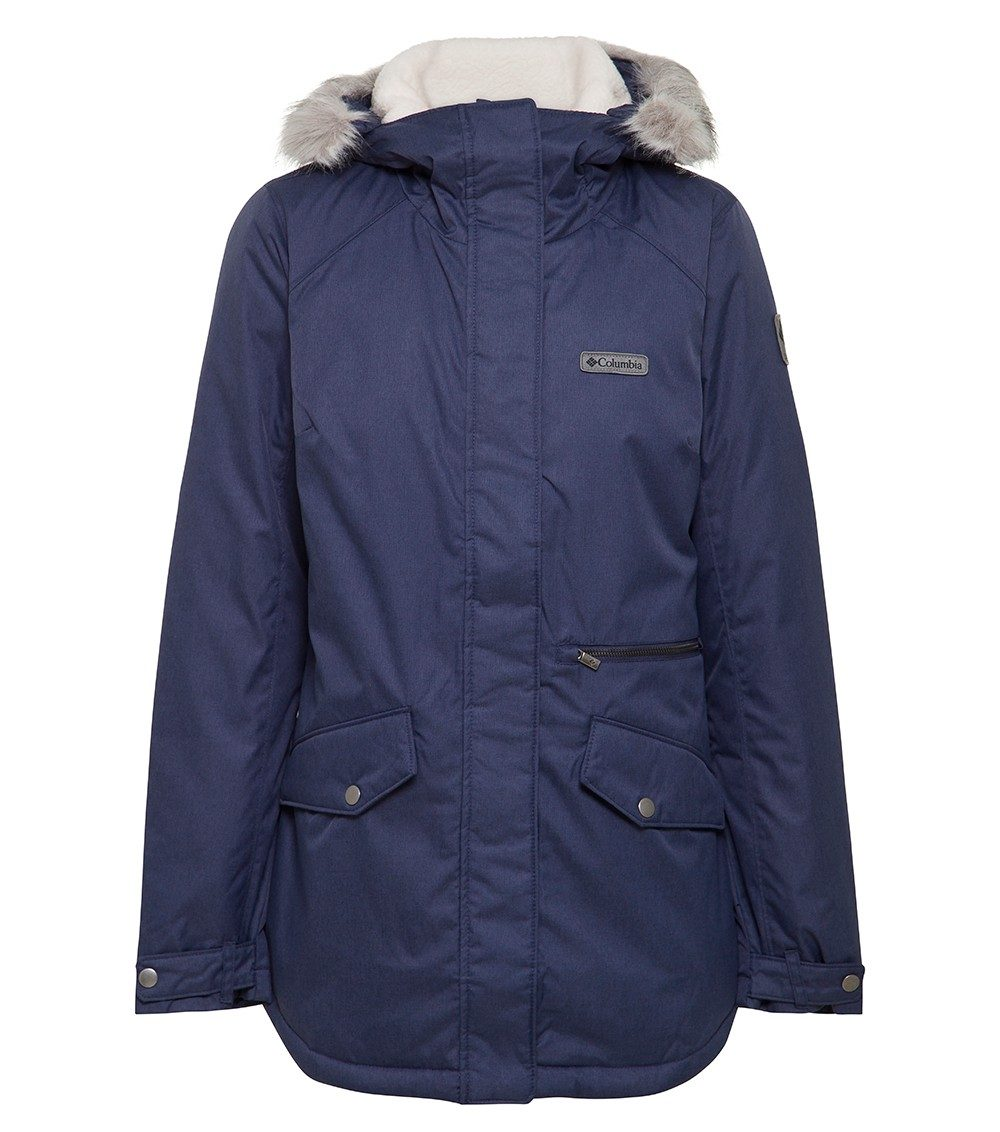 Columbia Womens Suttle Mountain Insulated Jacket Nocturnal
