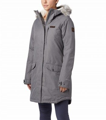 Suttle Mountain Long Insulated Jacket
