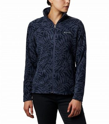 Fast Trek Light Printed Full Zip Jacket