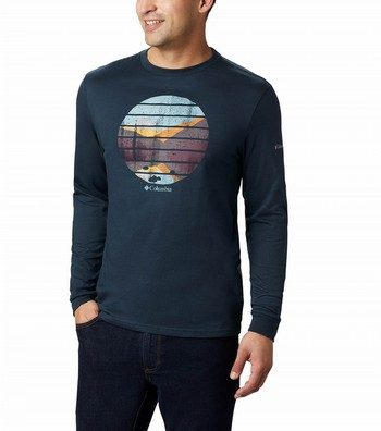 Cades Cove L/S Graphic Tee