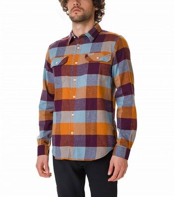 Flare Gun Stretch Flannel L/S Shirt