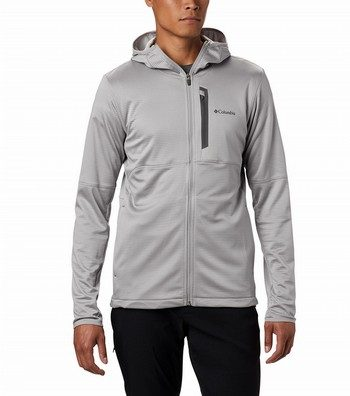 Tech Trail Full Zip Hoodie
