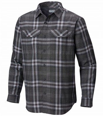Silver Ridge Flannel L/S Shirt