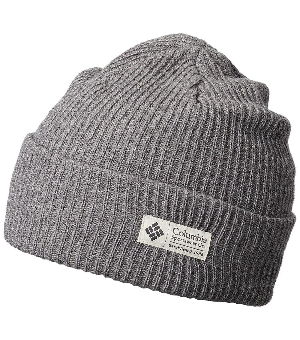 77e9a0b07f2165 Columbia Unisex Lost Lager Beanie Charcoal Heather