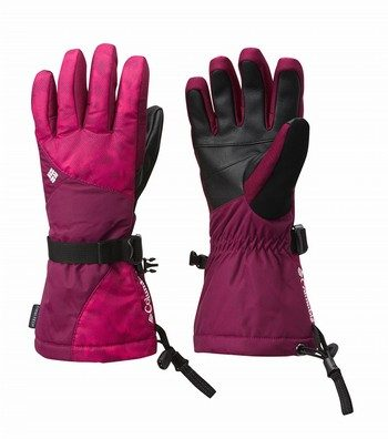Whirlibird Omni-Heat Ski Gloves